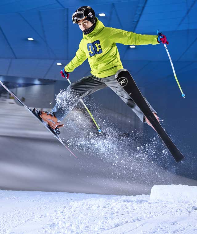 Slope Tickets, Packages, Offers & Information | Ski Dubai